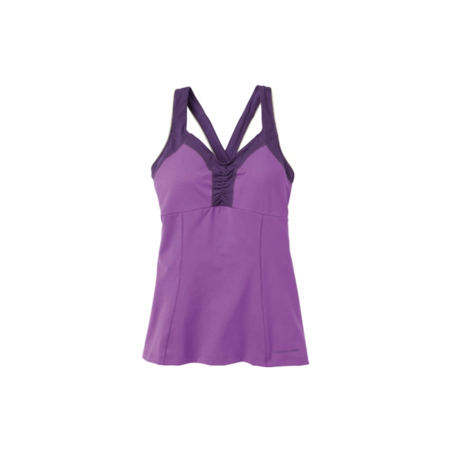 Moving Comfort - Moving Comfort Womens Flow Crossback Tank A/B