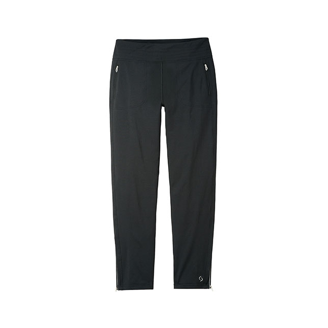 Moving Comfort - JustRight Track Pants - Women's - Short: Black, Small