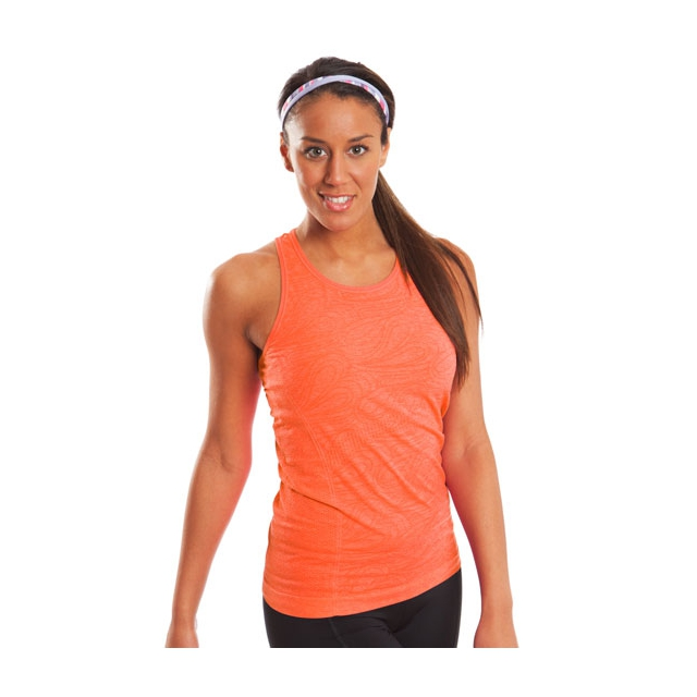 Moving Comfort - -Form Tank Womens - SM/MD - Sunset Heather