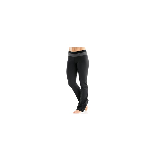 Moving Comfort - Flow Pant Regular - Women's - Black/Ebony In Size: Medium