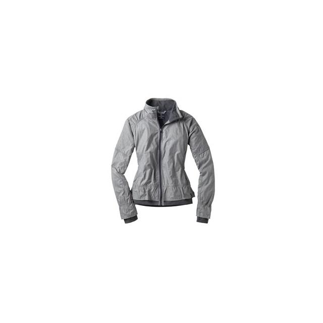 Moving Comfort - Sprint Jacket - Women's - Ebony/Crosshatch Ebony In Size: Medium