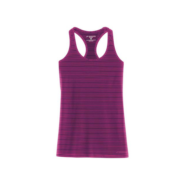 Moving Comfort - Pick Up Tank - Women's: Currant/Navy, Small