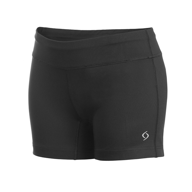 Moving Comfort - - 4 inch Compression Short - Large - Black