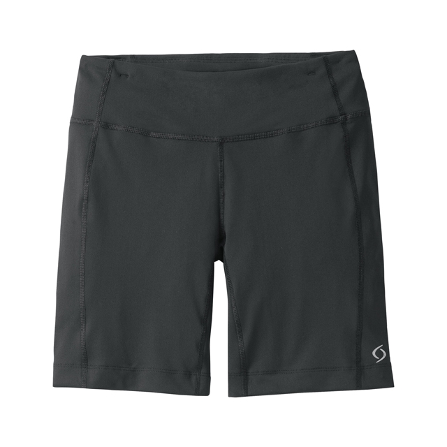 Moving Comfort - Endurance 7.5 Inch Shorts - Women's: Black, Small