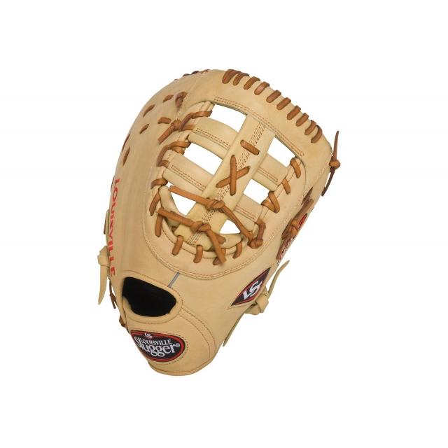 Louisville Slugger - 125 Series Cream First Base Mitt