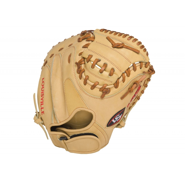 Louisville Slugger - 125 Series Cream Catcher's Mitt