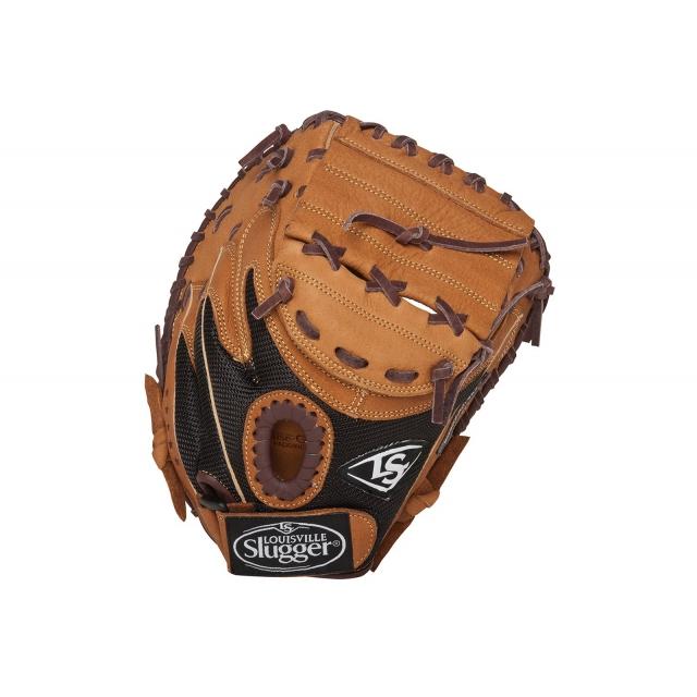 Louisville Slugger - Genesis Brown Catcher's Mitt