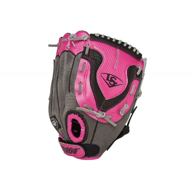Louisville Slugger - Diva Hot Pink 11 inch