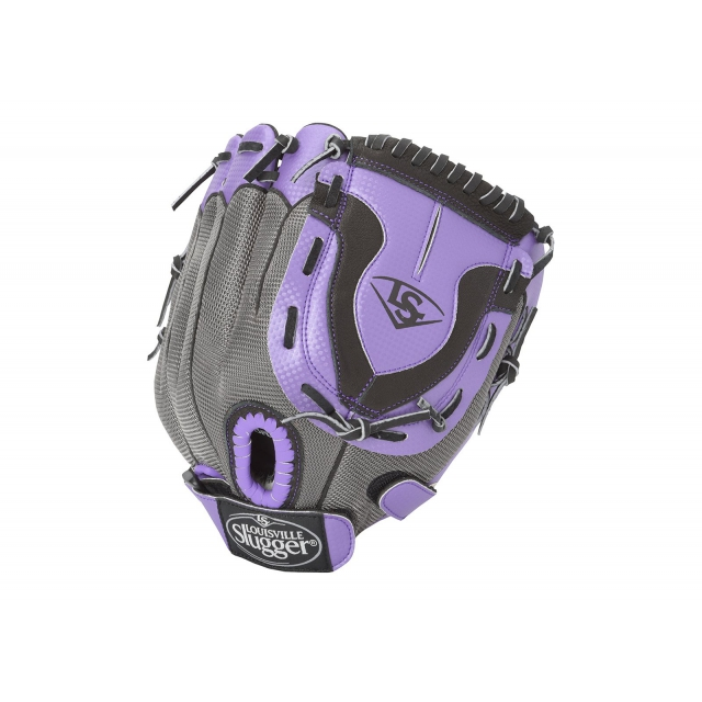 Louisville Slugger - Diva Hot Purple 11.5 inch