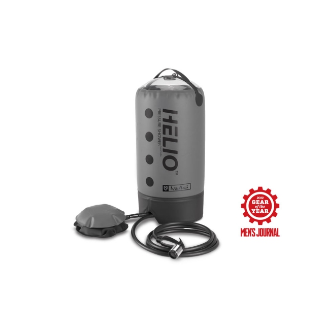 Nemo - Helio Pressure Shower (Grey)