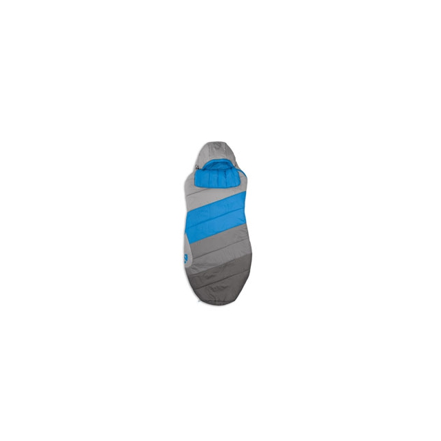 Nemo - Verve 20 Degree Sleeping Bag - Unisex - Blue