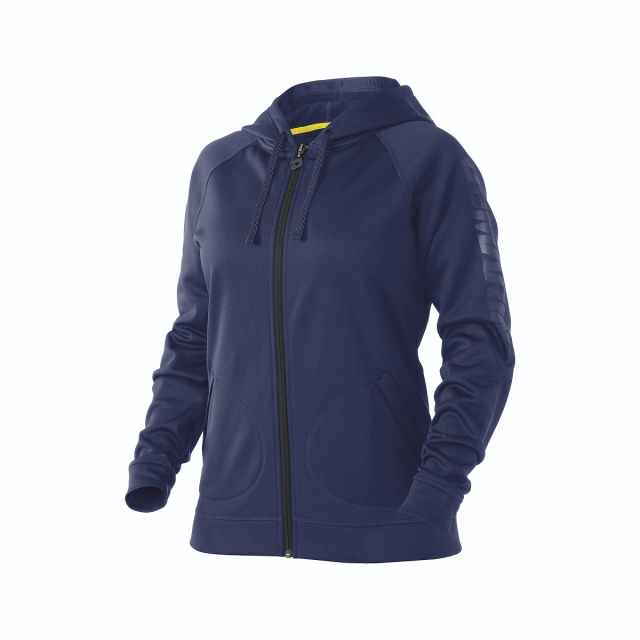 DeMarini - Women's Post Game Full Zip Fleece Hoodie