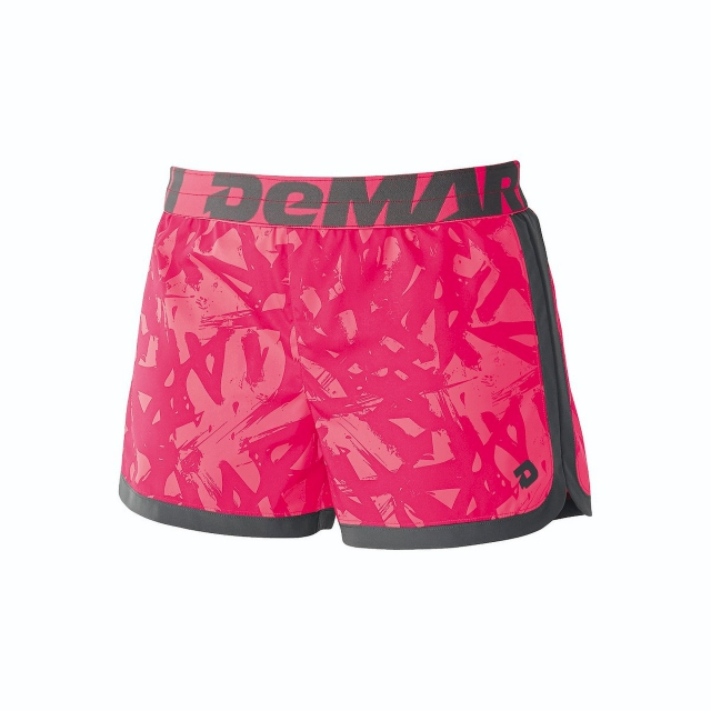 DeMarini - Women's Yard-Work Short Printed