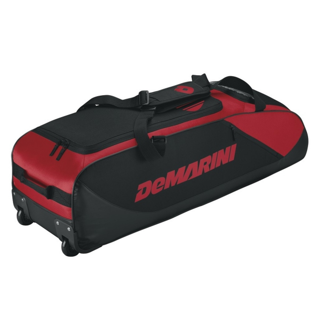 DeMarini - D-Team Wheeled Bat Bag