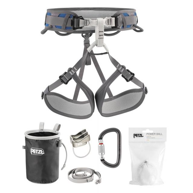Petzl - CORAX climbing kit sz 2