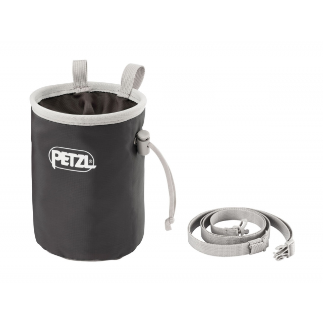 Petzl - BANDI chalk bag yellow