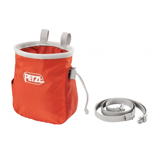 Petzl - SAKA chalk bag raspberry