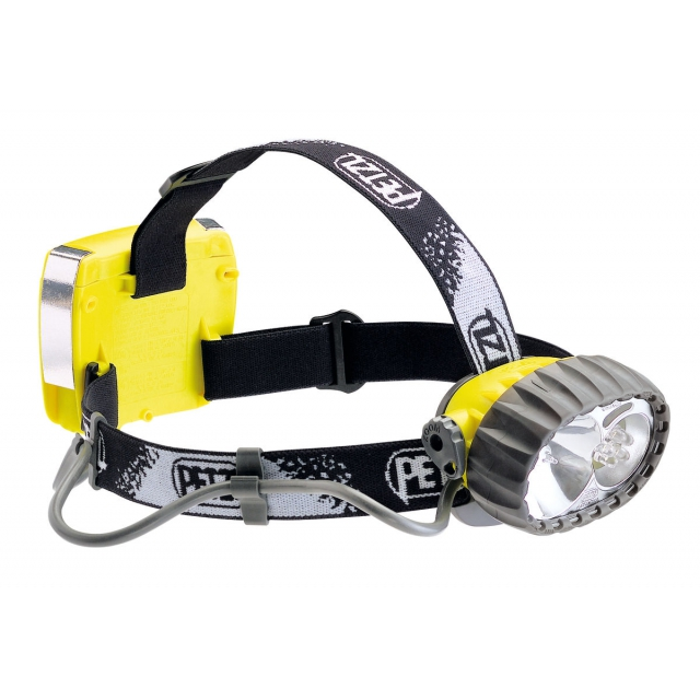 Petzl - DUO LED 5 headlamp w/batteries