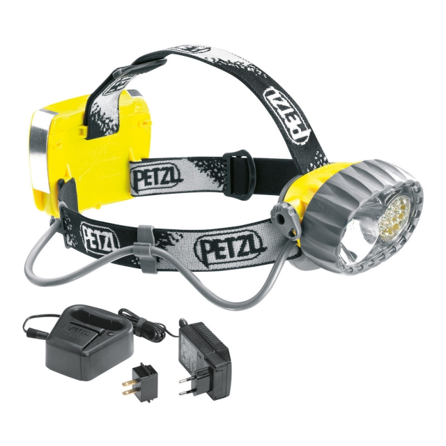 Petzl - DUOLED 14 BATT/CHARGE/headlamp