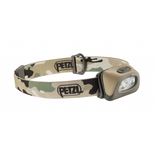 Petzl - TACTIKKA+ headlamp