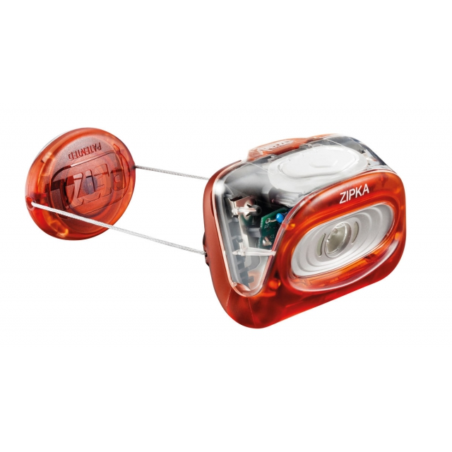 Petzl - ZIPKA headlamp