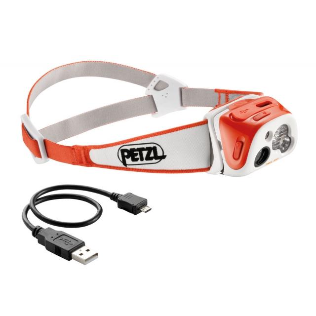 Petzl - TIKKA RXP headlamp recharg blk