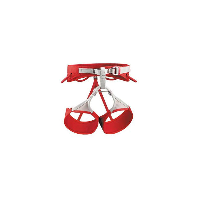 Petzl - Sama 2 Climbing Harness - Red In Size