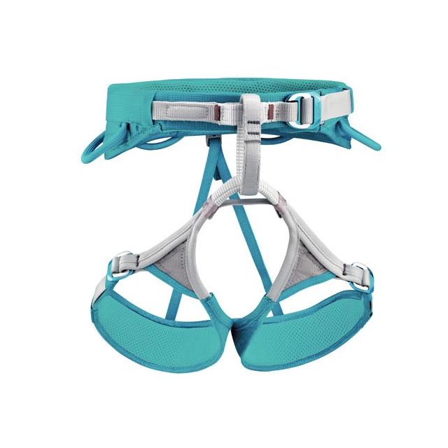 Petzl - Luna Harness, Adjustable Leg Loops, Assorted, S