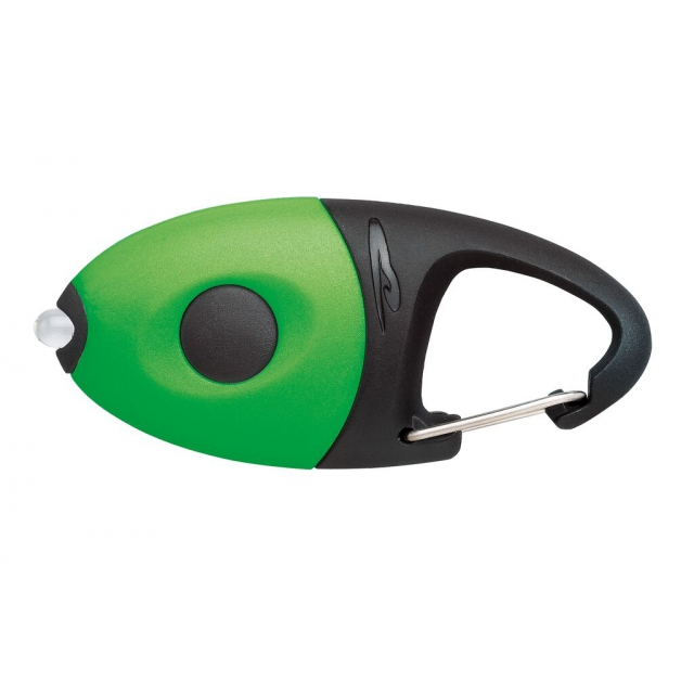 Princeton Tec - Impulse Green LED Black