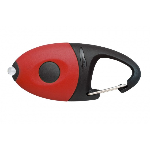 Princeton Tec - Impulse Red LED Black