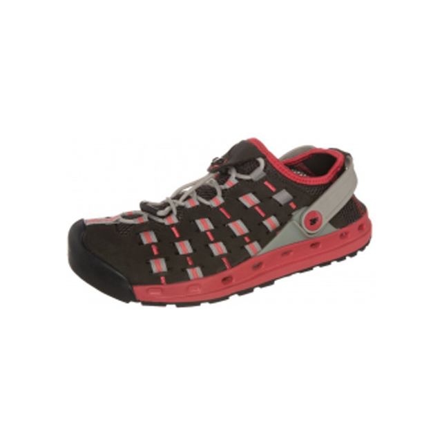 Salewa - Women's Capsico, Ebano/Poppy Red, 6