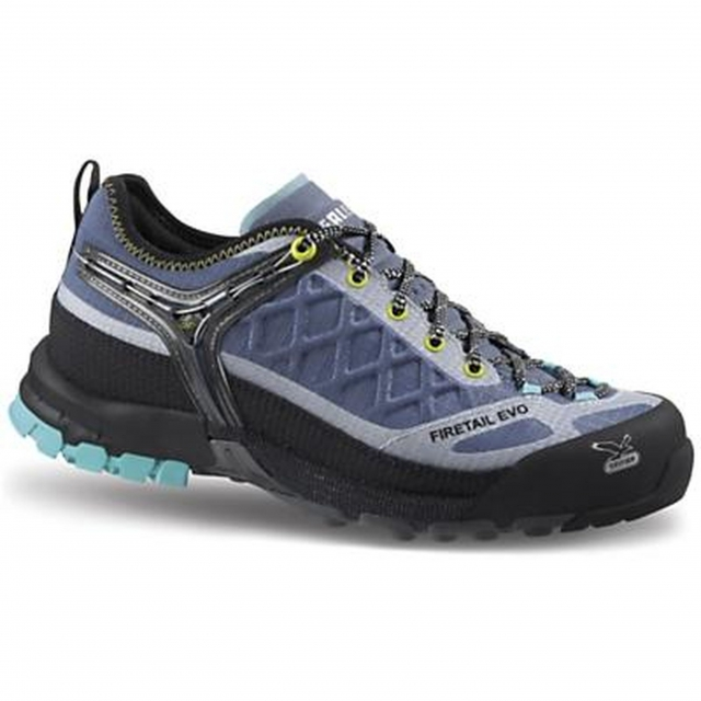 Salewa - - WS Firetail EVO - 11 - Blue Jeans/Moon