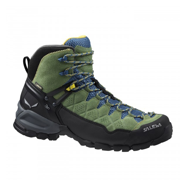 Salewa - Mens Alp Trainer Mid GTX