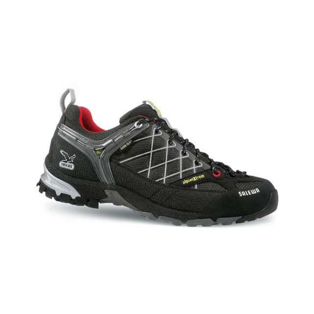 Salewa - Men's Firetail GTX, Black / Yellow, 7