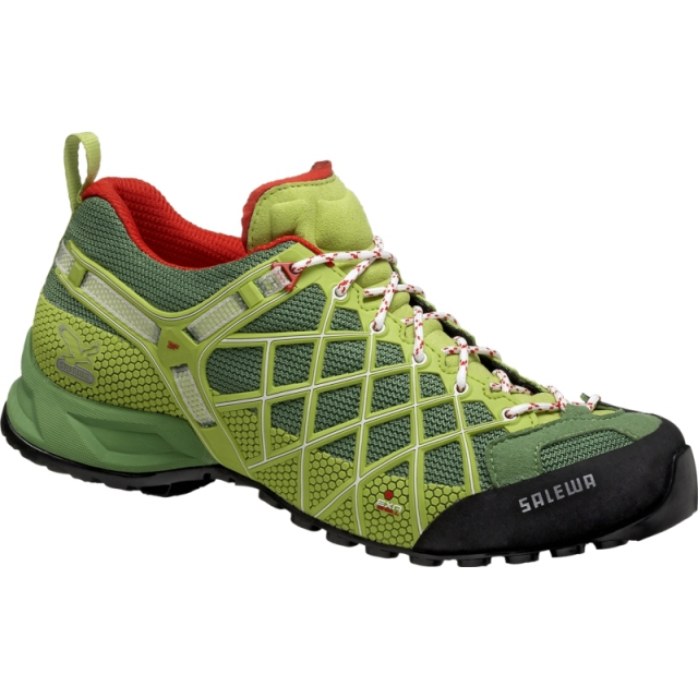 Salewa - Mens Wildfire Shoe - Sale Chlorophil / Cactus 10