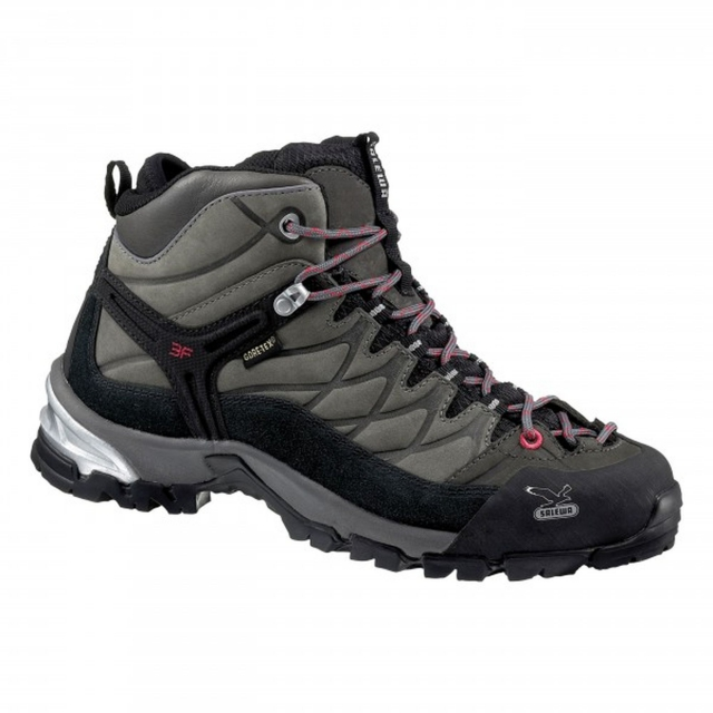 Salewa - - Hike Trainer GTX Womens - 8.5 - Grey