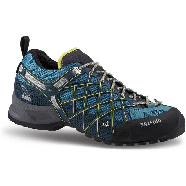 Salewa - Wildfire GTX Shoe Womens - Venom/Cypress 8.5