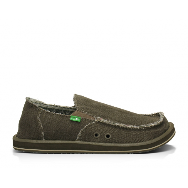 Sanuk - Mens Hemp