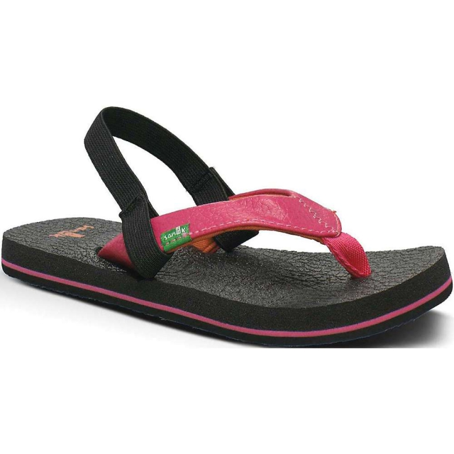 Sanuk - Youth Yoga Mat Girls Sandal