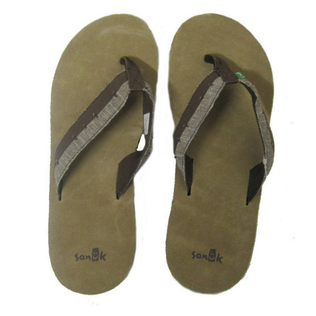 Sanuk - Men's Dr. Fray Sandals