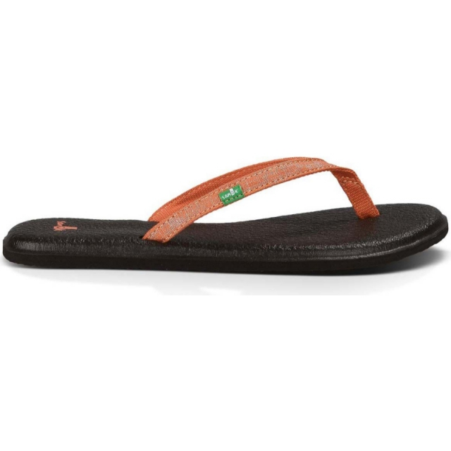 Sanuk - Womens Yoga Spree 2 Coral 8
