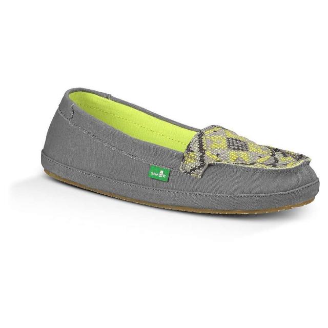 Sanuk - Women's Cross Stitch Shoe
