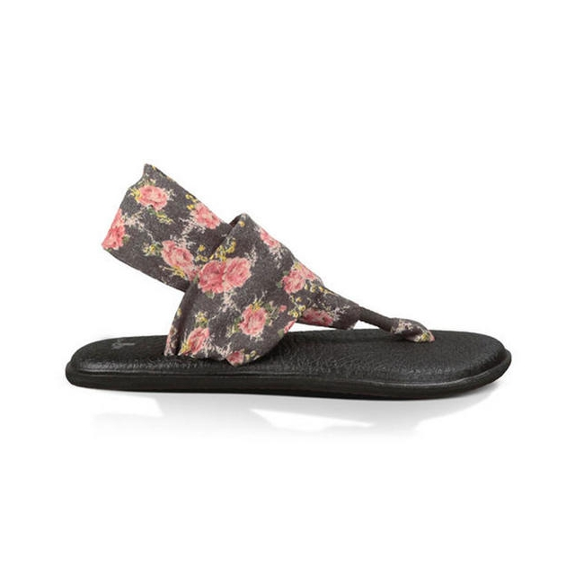 Sanuk - Women's Yoga Sling 2 Print Sandals