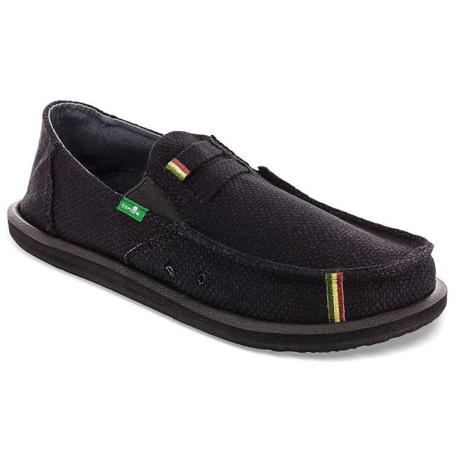 Sanuk - Men's Kingston Jute Shoe