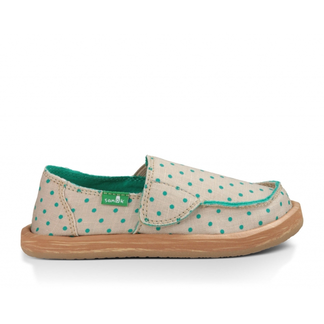 Sanuk - Girls Hot Dotty Girls