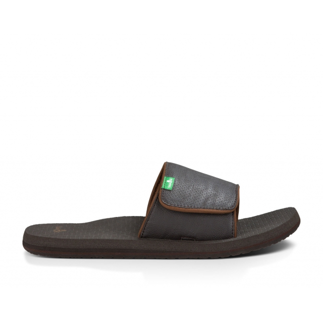 Sanuk - Mens Beer Cozy Light  Slide