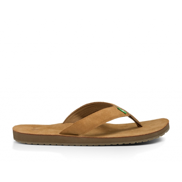 Sanuk - Mens Fraid Suede