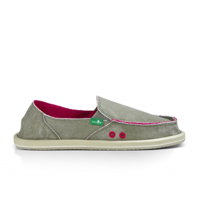 Sanuk - Womens Donna Distressed