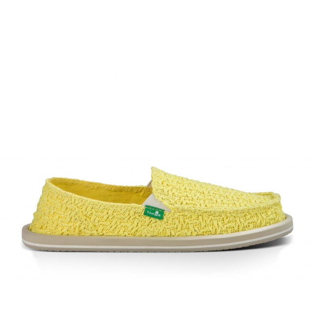 Sanuk - Womens Donna Knit Stitch