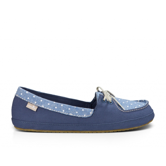 Sanuk - Womens Drop It Like Its  Yacht